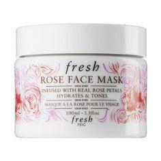 ROSE FACE MASK - fresh @freshbeauty