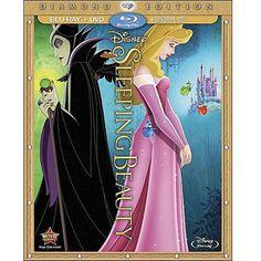 Sleeping Beauty (Diamond Edition) (Blu-ray + DVD + Digital HD) (Widescreen) //received bday 2014