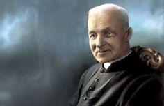 SANTO DEL DÍA: SAN ANDRÉS BESSETTE, religioso.También conocido comoel Hermano Andrés, nació en Quebec,Canadá en1845. Perteneció a la Congregación de la Santa Cruz. Murió en 1937 en Montreal. Fue canonizado en2010.