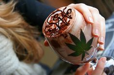 Cannabis Hot Chocolate Recipe.