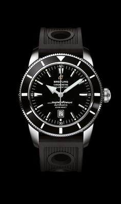 Superocean Hu00e9ritage 46 - Breitling - Instruments for Professionals