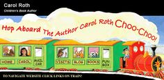 Home Page for Author Carol Roth