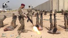 Inside an Iraqi Special Forces Boot Camp