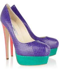 Hamper Elaphe Pumps Brian Atwood