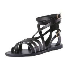 fe66c25d0a2 Ancient Greek Sandals Satira Ankle Strap Sandal  sol  Shop Super Street - 3 Ankle  Strap