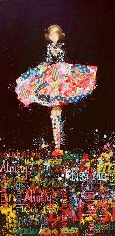 kim schuessler - Beautiful work from an Atlanta artist.