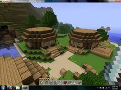 If You Could Design NPC Village Architecture - Screenshots - Show Your Creation - Minecraft Forum - Minecraft Forum