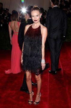 Kate Bosworth at the Met Costume Institute Gala 2012