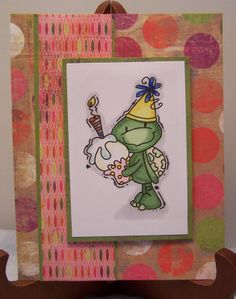 Send A Smile 4 Kids Challenge Blog- TEAM S.A.S. Card by Joyce