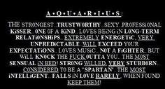 All true