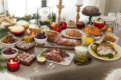 Den store julefrokosten – blant juletidens fineste måltider.