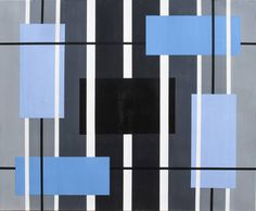 Buy GEOM, a Oil on Canvas by Raul Percic from Croatia. It portrays: Geometric…