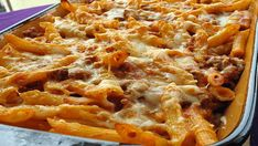 Adriana's Italian Recipe for Baked Penne with Bolognese Sauce Rigatoni, Breakfast For A Crowd, Breakfast Recipes, Baked Penne, Bolognese Sauce, Breakfast Casserole, Food Gifts, Italian Recipes, Baking Recipes