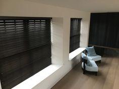 Houten lamellen | Altex Raamdecoratie Blinds, Houses, Curtains, Interior, Design, Home Decor, Homes, Decoration Home, Indoor