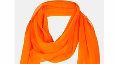 Sometimes you just need a little bit of color to brighten things up. This Topshop chiffon scarf is sure to be great as we head into the fall. Pair with some skinnies and ankle boots. $18.76, Nordstrom