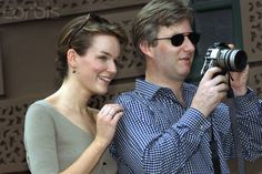 King Philippe and Queen Mathilde