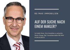 Martin Zaugg, Dipl. Immobilienmakler RE/MAX M 078 612 88 33
