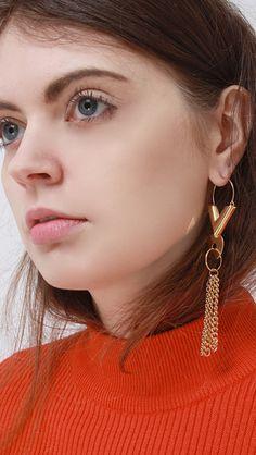 lizzie #earrings