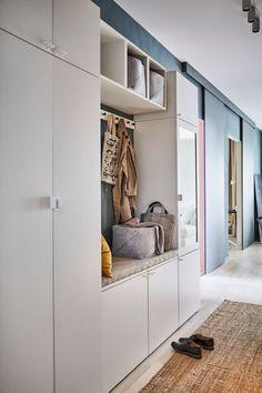IKEA Deutschland | Mit den richtigen Flurmöbeln entsteht ein gut organisierter Raum, in dem du findest, was du suchst. #Flur #Stauraum #ikea #meinIKEA