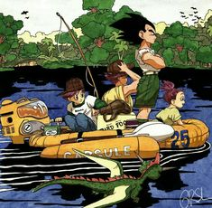 Great Rage Short Legs — Adventure with the Family this is a Toriyama. Vegeta And Trunks, Vegeta And Bulma, Dragon Ball Z, Popular Manga, Chibi, Fan Art, Illustrations, Marvel Characters, Jojo's Bizarre Adventure