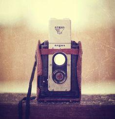 Argus Argoflex #vintage #camera