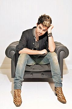 Sexy Adam Lambert | Source: unknown