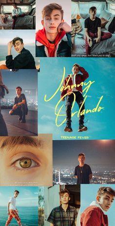Awee love u❤ Jonny Orlando, Mackenzie Ziegler Boyfriend, Johnny Orlando Instagram, Here's Johnny, Johnny Carson, Hayden Summerall, Carson Lueders, Music Lovers, Celebrity Crush