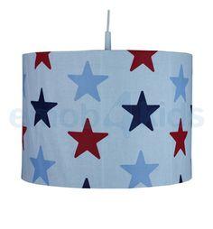 Hanglamp Navy Star - leuk design | Inrichting bij Emob4kids