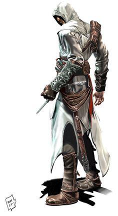 Assassin's Creed by panelgutter.deviantart.com on @deviantART