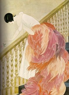 Divine ART Deco ~ 1924