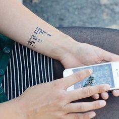 47882d2dea7f14207258420a902e9b85--morse-code-tattoo-ideas-morse-tattoo.jpg 580×580 pixels