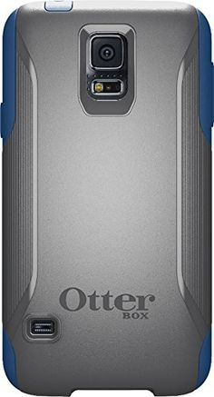 Otterbox [Commuter Series] Wallet Case for Samsung Galaxy S5 -  Retail Packaging Protective Case for Galaxy S5  - Blueprint (Sla - http://our-shopping-store.com