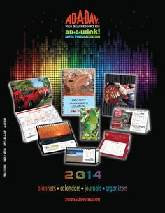 2013 Full Line Catalog from Ad-A-Day