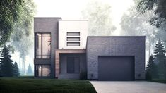 Evolution Architecture,maison moderne,création exclusive E-898 ...
