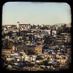Granada... this was my favorite neighborhood... the alabaicin