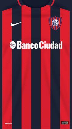 San Lorenzo kit home Soccer Kits, Football Kits, Football Jerseys, Football Players, Soccer Outfits, Soccer Uniforms, Football Wallpaper, Wallpapers, Stickers
