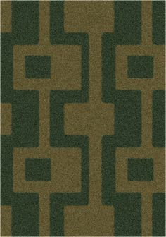 Modern Times Uptown Yew Tree Area Rug