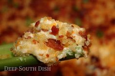 Deep South Dish: Charleston Cheese Dip (a spiced up version of Tricia Yearwood's recipe)
