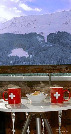 Chalet in Klosters, Switzerland