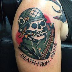 Tattoo uploaded by katievidan Traditional Tattoo Leg Sleeve, Traditional Diamond Tattoo, Traditional Viking Tattoos, Traditional Tattoo Skull, American Traditional Tattoos, Traditional Sleeve, Skull Tattoos, New Tattoos, Hand Tattoos