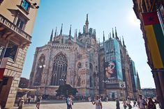 Il Duomo Milano   La Vida Loca 2.0 Travel blog   www.sarrrri.com