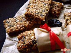 Batoane de cereale   Prăjiturici și altele Krispie Treats, Rice Krispies, Tasty, Yummy Food, Healthy Life, Food And Drink, Breakfast, Desserts, Recipes