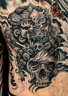 Asian Black and Grey Archives - Chronic Ink