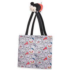 Mickey Mouse ''Tsum Tsum'' Nylon Plush Bag | Disney Store