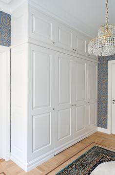 Bedroom Built In Wardrobe, Bedroom Closet Design, Bedroom Wardrobe, Home Room Design, Closet Designs, Room Decor Bedroom, Modern Luxury Bedroom, Luxurious Bedrooms, Armoire Entree