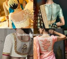 The trend of high neck blouses in endless different styles is enjoying their moment in the Indian fashion world. High neck saree blouses signify modesty and play a major role in formal dressing. But this trend is no more restricted to the formal or corporate world. They are flaunted almost everywhere from runways to red