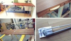 The Built From Scratch Diy Ikea Multimedia Desk: Part 1