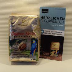 Kaffeetest - Colombia Edition Beste Bohne Coffee, Food, Colombia, Coffee Beans, Cup Of Coffee, Coffee Tasting, Kaffee, Eten, Meals