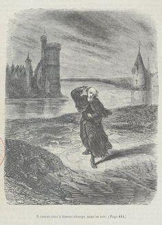 Paris Pictures, Jeans, Notre Dame, Cathedral, Medieval, Book Illustrations, Castle, Fan Art, History