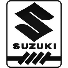 Suzuki 1 Vinyl Decal Sticker